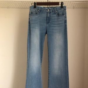 7 for all Mankind bootcut jeans size 29 NWT